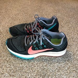 Nike Air Zoom Structure 18 Sneakers Magnet Grey